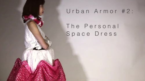 personal space dress